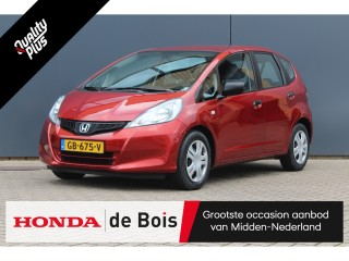 Jazz 1.2 Cool | Tot 2 jaar HQP garantie! | 1e Eig. | Parkeersensoren | Airco | Magic