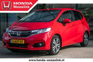 Jazz 1.3 Elegance Automaat - All-in prijs | navi | LED verl.  | Cruise-control! | Mag