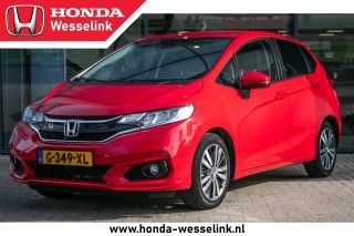 Jazz 1.3 Elegance Automaat - All-in prijs | navi | LED verl.  | Cruise-control! .