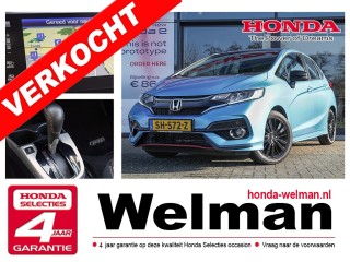 Jazz 1.5i V-TEC DYNAMIC - NAVIGATIE - TREKHAAK - 130PK .