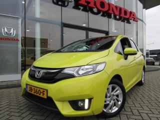 Jazz 1.3 i-VTEC 102pk Elegance, KEYLESS, CAMERA, NAVI, STOELVERWARMING