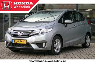 Jazz 1.3 Trend - All-in rijklaarprijs| cruisecontrol | port. navigatie! | Airco | Lm