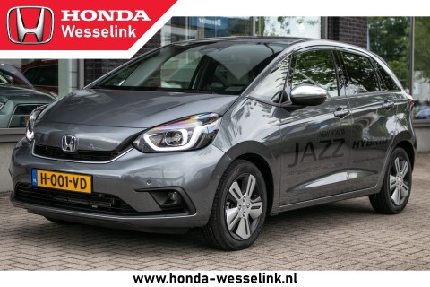 Jazz 1.5 e:HEV Executive Automaat - All-in rijklaarprijs | navi | leder/stof | NEW MO