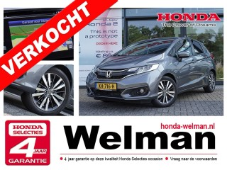 Jazz 1.3i V-TEC ELEGANCE - NAVIGATIE - LED - CAMERA