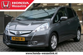 Jazz 1.4 Hybrid Elegance Automaat - All in prijs | Cruise-contr. | Dealer ond. | Park
