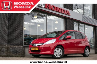 Jazz 1.4 Hybrid Comfort Automaat - All-in rijklaarprijs| 1e Eig | Dealer ond. | All s