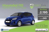Hyundai i10 1.0i Comfort + Smart Pack