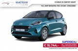 Hyundai i10 1.0 Comfort Smart | Full map navi | Twotone