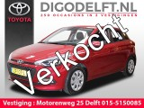 Hyundai i20 1.2 HP i-Motion N.Model. 5-Drs.Airco.Cruise.