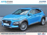 Hyundai Kona 1.0T Fashion | BPM ALERT:  ac2500 KORTING! | Lime Accenten | Apple Carplay | Cruis