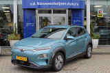 Hyundai Kona EV Premium 64 kWh LED , Leder, Stoelverwarming, Navi, Climate, Full Operationele