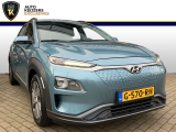 "Hyundai Kona EV Fashion 150 kWh Head Up Display LED Half Leer 17"" Camera, Direct Leverbaar !!"