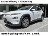 Hyundai Kona Electric Fashion 4% bijtelling / excl. btw