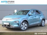 Hyundai Kona EV Premium 64 kWh *SNEL LEVERBAAR* | Head-Up Display | Leder | Connected Service