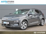 Hyundai Kona EV Premium 64 kWh *UIT VOORRAAD LEVERBAAR* | Head-Up Display | Leder | Connected