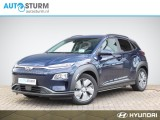 Hyundai Kona EV Fashion Design 64 kWh *UIT VOORRAAD LEVERBAAR* | Head-Up Display | ½ Leder |