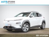 Hyundai Kona EV Premium Sky 64 kWh | Schuif-/Kanteldak | Head-Up Display | Leder | Apple Carp