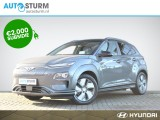 Hyundai Kona EV Premium 64 kWh | Head-Up Display | Leder | Apple Carplay/Android Auto | Adapt