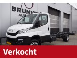 Iveco Daily 50C18 / 35C18 3.0 180pk Euro 6, NIEUW!! wb 435cm, Chassis Cabine, Airco, Cruise,