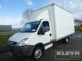 Iveco Daily 35C14 27 m3 ,5 meter box,