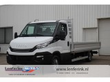 Iveco Daily 35S18 180pk HiMatic Automaat pick-up/open laadbak Navi, Airco ECC, Cruise, Lucht