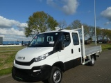 Iveco Daily 35 c 120 dc open box