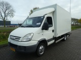 Iveco Daily 50C18 afzetbak carrosserie