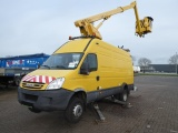 Iveco Daily 65 c18 maxi hoogwerker