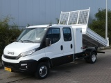 Iveco Daily 35 C 140 dub.cab. tipper,