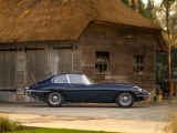 Jaguar E-Type 4.2 | Series 2 | One-owner | Certified | Matching