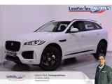 Jaguar F-Pace 2.0D AWD R-SPORT Automaat Navi Bi-Xenon LED Black-pack Parking Pack DEMO met hog