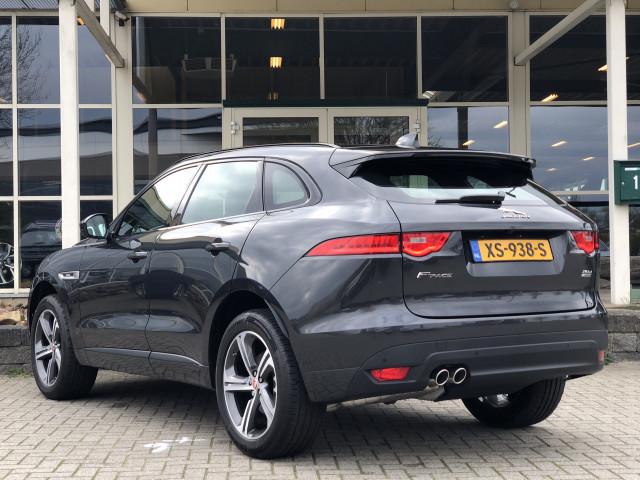 Jaguar F Pace 20d Aut 180pk Awd R Sport 20 Velgen Demo Nieuwprijs Eur 90590 Zee