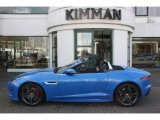 Jaguar F-Type Convertible S 3.0V6 Supercharged 380 British Design Edition *KIMMAN DEAL*