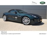 Jaguar F-Type Convertible Convertible 3.0 V6 340pk Supercharged
