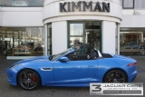 Jaguar F-Type Convertible 3.0 380pk V6 Supercharged Aut.8 S
