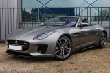 "Jaguar F-Type Convertible 2.0T R-DYNAMIC / 19"" / MEMORY"