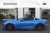 Jaguar F-Type Convertible 3.0 V6 S/C 380pk British Design Edition