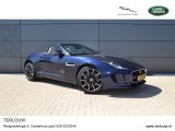 Jaguar F-Type Convertible 3.0 V6 340pk Supercharged