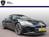 Jaguar F-Type 3.0 V6 Coupé Panoramadak 340PK! Uitlaat Navi Camera Zondag a.s. open!