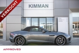 Jaguar F-Type Convertible 2.0 300 PK R-Dynamic Aut.
