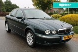 Jaguar X-Type 2.0 V6 156pk Automaat Business E