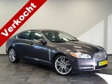 "Jaguar XF 2.7D V6 Luxury Leder Navi Camera Cruise Clima 20""LM 207 PK"