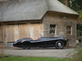 Jaguar XK 120 Roadster OTS Top gerestaureerd
