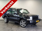 "Jeep Commander 3.0 V6 CRD Laredo Airco Navigatie 7-Persoons PDC 20""LM 218Pk!"
