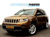 Jeep Compass 2.0 70th Anniversary/ Leder/ Climate control/ G3 onderbouw/ Full map navigatie/T