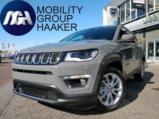 Uitblinker: Jeep Compass 140 PK MultiAir Opening Edition PLUS