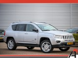 Jeep Compass 2.4 70TH ANNIVERSARY 4WD AUTOMAAT , Leer , Navi