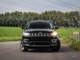Jeep Compass 1.4T 170PK limited VOL LEDER AWD automaat