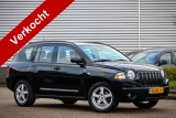 Jeep Compass 2.4 SPORT , Leer , Airco , Cruise , Private lease iets voor u?