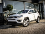 Jeep Compass 1.4 Turbo H6 Longitude White